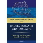 Istoria Romaniei prin concepte. Perspective alternative asupra limbajelor social-politice (eBook)