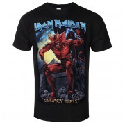 tricou stil metal bărbați Iron Maiden - Legacy of the Beast 2 Devil - ROCK OFF - IMTEE88MB