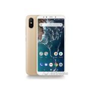 Xiaomi Mi A2 6GB/128GB Dual SIM pametni telefon, zlatni