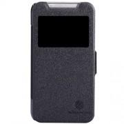 Nillkin кожен калъф за HTC Desire 310 - черен