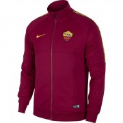 Nike AS Roma Trainingsjack I96 2019-2020 Team Red - Rood - Size: Small