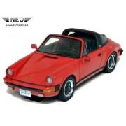 1/43 Porsche 911 Carrera Taruga USA 85 Red