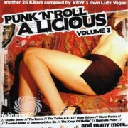 Video Delta Punk N Roll A Licious - Vol. 3-Punk N Roll A Licious - CD
