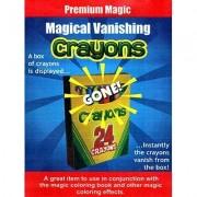 Magical Vanishing Crayons By Premium Magic