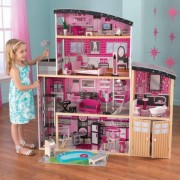 Kidkraft Sparkle dockhus - Sparkle Dollhouse 65826