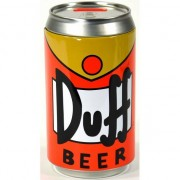 The Simpsons Spaarpot blikje Duff Beer