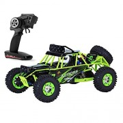 TruReey RC Car High Speed 45km/h 4x4 Fast Racing Cars 1:12 SCALE 4WD Rock Crawler ELECTRIC POWER W/2.4G Radio Remote control Off-Road Vehicle Buggy Truck Powersport Roadster RTR