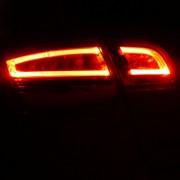 Feux LED AUDI A3 Sportback 06-12 Rouge - style facelift