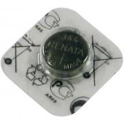Baterie buton oxid de argint 344, 1,55 V, 105 mAh, Renata