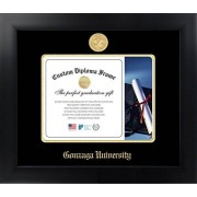 Celebration Frames Infinity Marco para Diploma, Color Negro