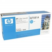 HP Toner Q 7581 A Cyan