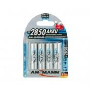 Ansmann Mignon AA - 4 buc baterii reincarcabile NiMH/1,2V/2850mAh