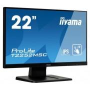 IIYAMA 21.5 Zoll Iiyama T2252MSC-B1