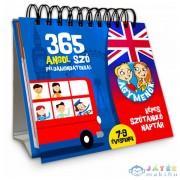 Agymenők 365 Angol Szó Példamondatokkal 7-9 Éveseknek (HVG Kiadó, 9789633043851)
