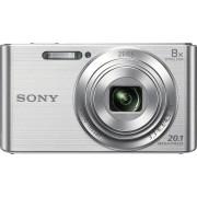 Digitalni foto-aparat Sony DSCW830, Srebrna