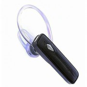 Wireless Mono Bluetooth Headset HD Voice Headset With wind noise-reduction technology(Random Colours)