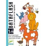 Djeco Bataflash Card Game (32 pc)