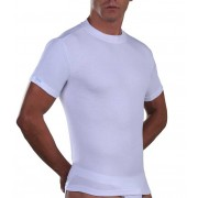 Lord Cotton Short Sleeved T Shirt White 180