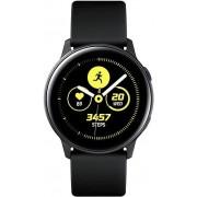 "Smartwatch Samsung Galaxy Watch Active, Procesor Dual-Core 1.15GHz, Super AMOLED 1.1"", 750MB RAM, 4GB Flash, Bluetooth, Wi-Fi, Tizen (Negru)"
