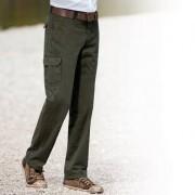 Club of Comfort Pima-Cotton Allwetter-Cargo, 52 - Khaki
