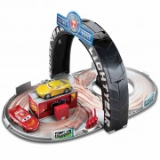 Cars 3 Piston Cup Portable Playset FBG43