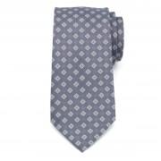 pentru bărbați clasic cravată din microfibre (model 1278) 7983 în gri culoare