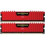 Memorie Corsair Vengeance LPX 16GB 2x 8GB DDR4 2400MHz C16 rosie