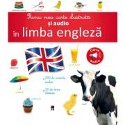 Prima mea carte ilustrata si audio in limba engleza
