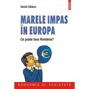 Marele impas in Europa. Ce poate face Romania? (eBook)