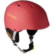 Casca Ski Cebe Contest Visor Rosu Orange Marime XL-XXL 62-64 cm
