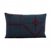 Inka Kuddfodral 30x50 cm, Blå