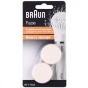 Braun Face 80-b Beauty Sponge сменяеми глави 2 бр