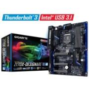 Tarjeta Madre Gigabyte ATX GA-Z170X-Designare, S-1151, Intel Z170, HDMI, USB 3.1, 64GB DDR4, para Intel ― Requiere Actualización de BIOS para trabajar con Procesadores de 7ma Generación