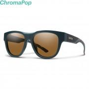 Smith Sluneční brýle Smith Rounder matte forest tortoise