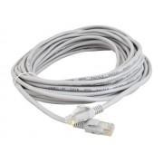 Sieťový kábel + zástrčky lan ethernet rj 45, 15 metrov