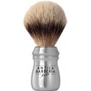 Mondial Antica Barberia Super Badger Silberspitz Rasierpinsel