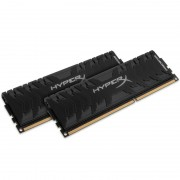 DDR4, KIT 16GB, 2x8GB, 3333MHz, KINGSTON HyperX Predator, CL16 (HX433C16PB3K2/16)