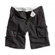 pantaloni scurți bărbați SURPLUS - cavalerist Pantaloni scurti - Negru - 07-5600-63