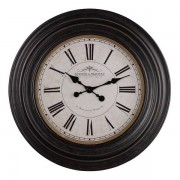 Oak Furnitureland Clocks - Antoine Wall Clock - Oak Furnitureland