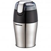 Rasnita de cafea Heinner HCG-150SS, 150 W, 50 g, Inox/Negru