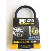 Candado Bicicleta Onguard Tipo U Lock Bulldog 8010