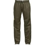 FjallRaven Abisko Eco-Shell Trousers W - Tarmac - Pantalons de Voyage L