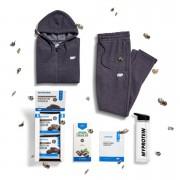 Male Loungewear Bundle - XL - M - Zwart