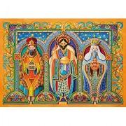 Wentworth Three Wise Men 250 Piece Rachel Arbuckle Wooden Jigsaw Puzzle