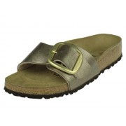 Birkenstock Madrid - graceful taupe - Size: 38