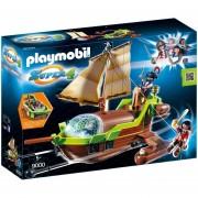 Barco Pirata Camaleon Ruby Juguete Niños Playmobil