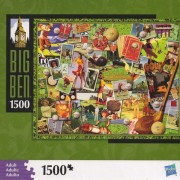 Big Ben Puzzle: Nostalgia