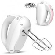 KREVIA 350W 350 W Hand Blender(White, Pink)