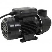 vidaXL fekete medence szivattyú 0,25 LE 7500 l/óra