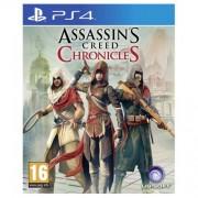 Игра Assassin's Creed Chronicles PS4